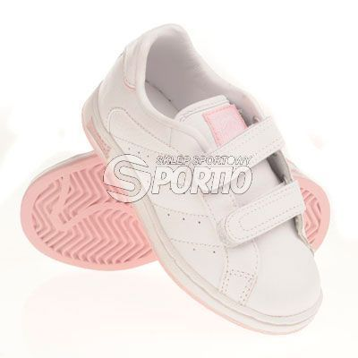 Buty Lonsdale Leyton Velcro Inf wp